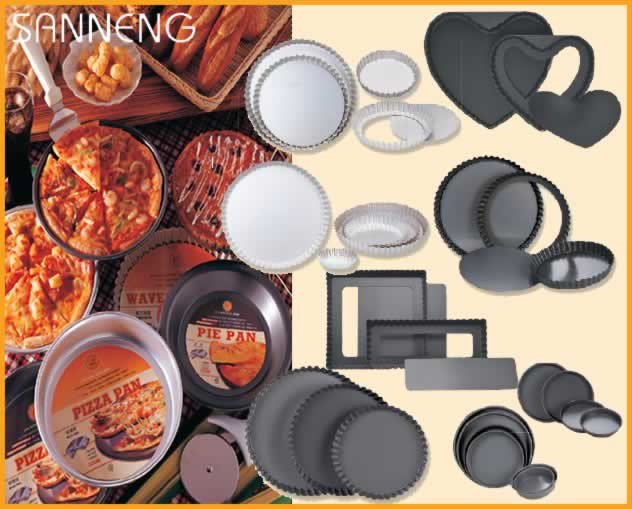San Neng Pie & Pizza Pans
